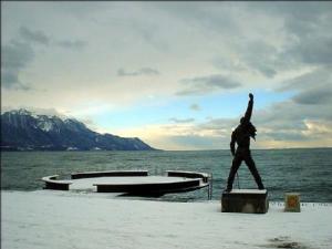 estatua freddie