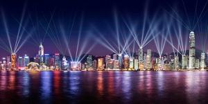 symphony lights HK